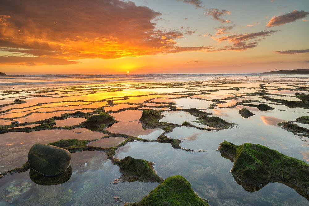 Tidal Pool Glory | Vilanova de Milfontes | Portugal | ©Serdar Ugurlu