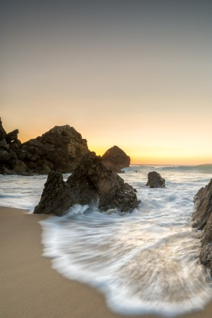 Praia Abano   Sintra   Portugal © Serdar Ugurlu