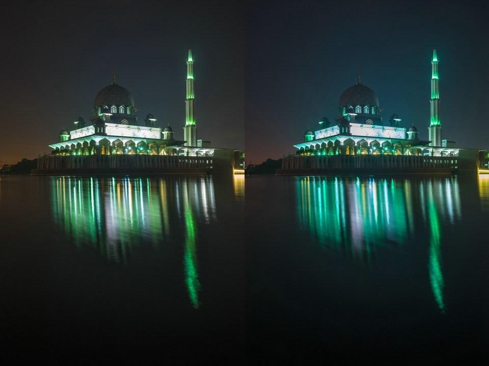 Haida Clear-Night-Filter Kuala Lumpur Putrajaya