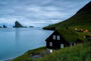 [ d a y s   e n d ] © Serdar Ugurlu   phototours4u   Faroe Islands