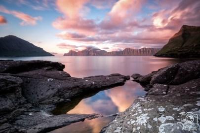 violet skies   © Silvia Grimpe