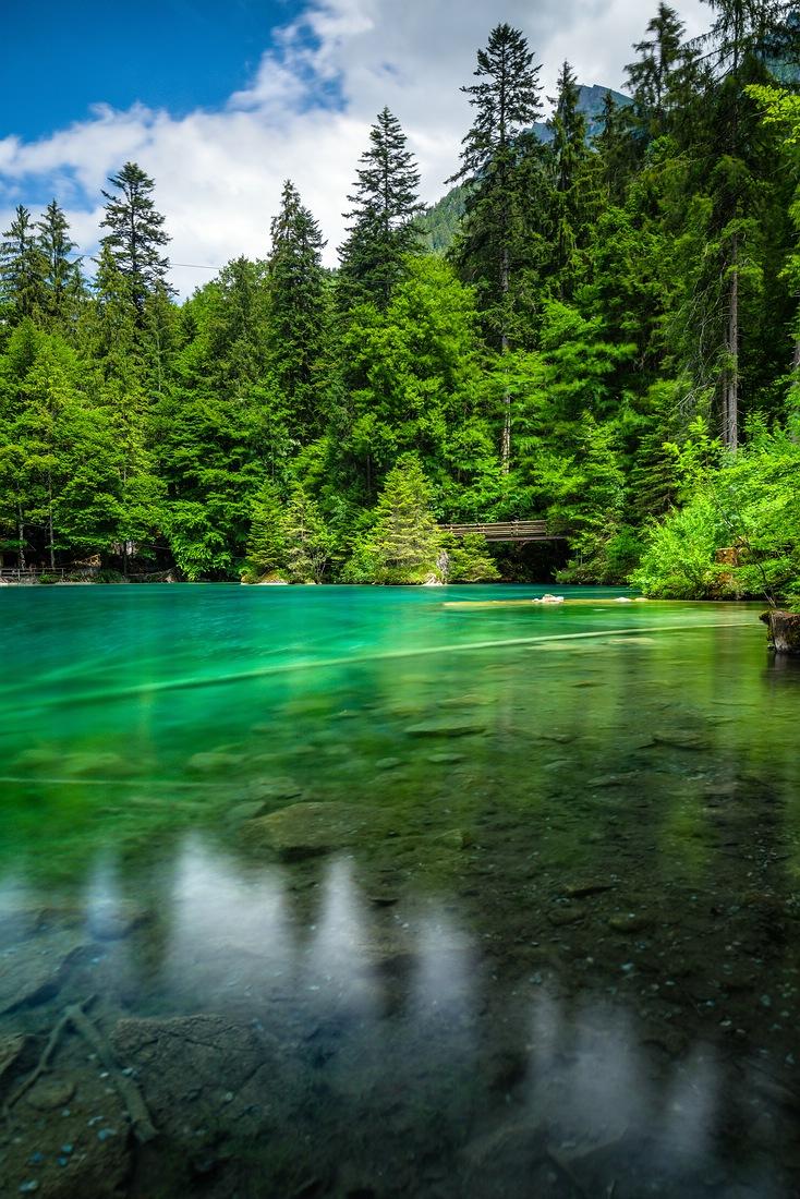 Blausee Schweiz