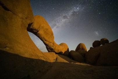 Spitzkoppe Milkyway © Raik Krotofil