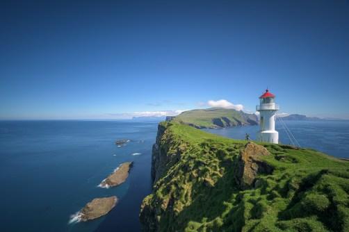 Lighthouse, Färöer-Inseln, © Thomas Zilch