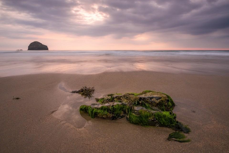 Trebarwith Beach © RAIK KROTOFIL