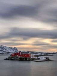 Fotoreise Roerbuer Island © Raik Krotofil, Lofoten, Winter, Schnee, Eis, Polarlicht, beste Fotoreise, Norwegen