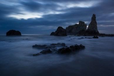 Blue rainy Morning © Raik Krotofil