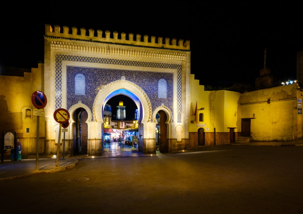 Photography Tours, Blue Gate Fez