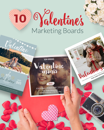 Photography Promo Ideas 10 Free Valentines Day