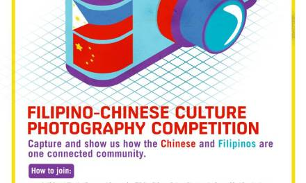 Photo Contest: China and the Philippines – Connected Community