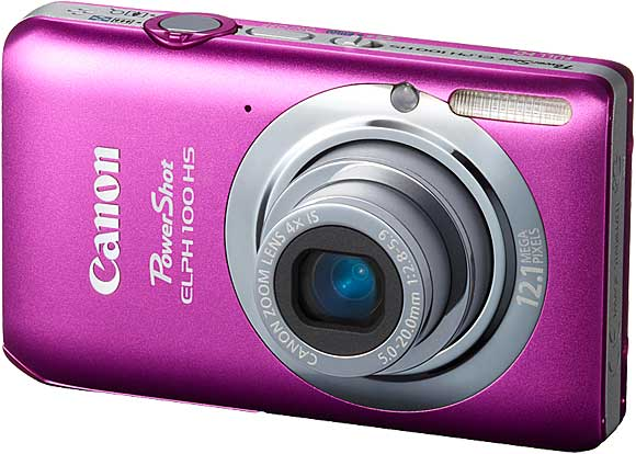 Canon ELPH 100 HS