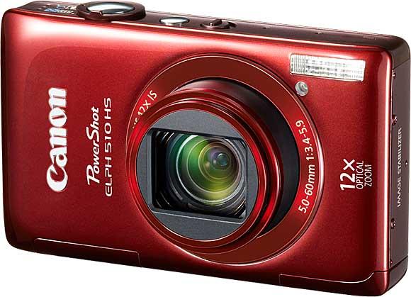 Canon PowerShot ELPH 510 HS
