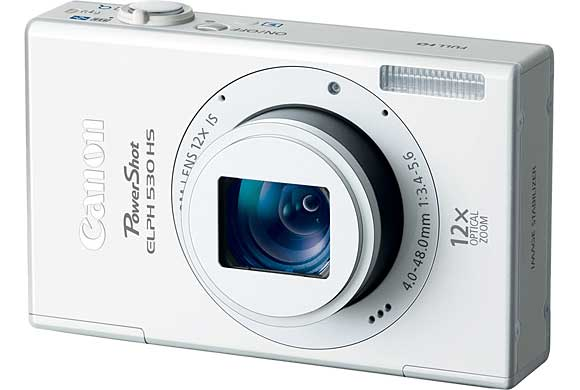 Canon PowerShot ELPH 530 HS
