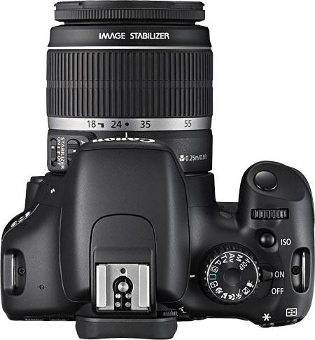 Canon EOS T2i / 550D (TopView)