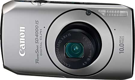 Canon PowerShot SD4000 IS / IXUS 300 HS