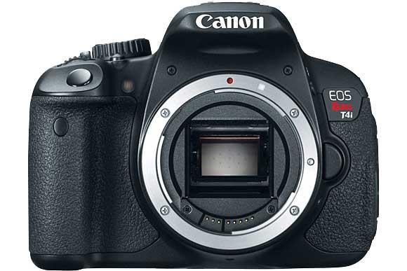 Canon Rebel T4i / EOS 650D