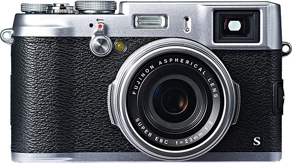 European Advanced Compact Camera 2013-2014: Fujifilm X100S