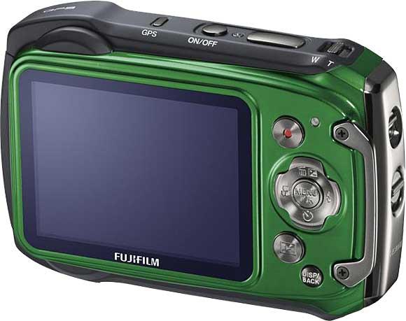 Fujifilm FinePix XP150 Back View