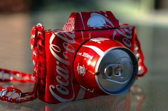 The Coca Cola Camera
