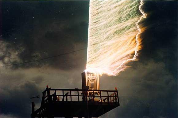 Image courtesy of Lightning Research Laboratury, University of Florida http://www.lightning.ece.ufl.edu/