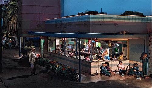 The Diner © Ryan Schude