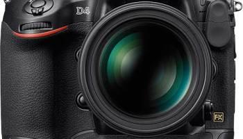 Nikon D4 Review @ ePHOTOzine – Photoxels