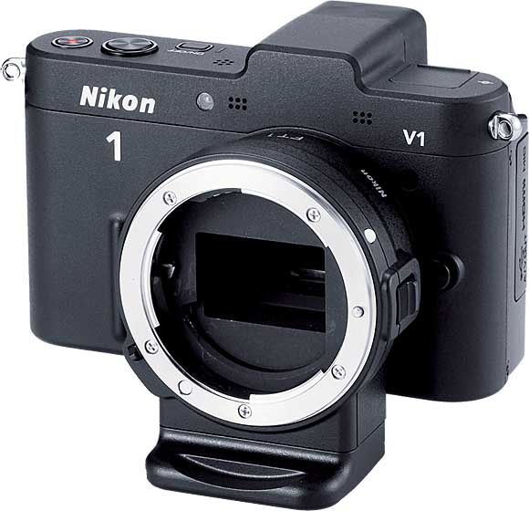 Nikon 1 FT1 F-mount Adaptor