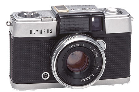 June 1962 - Olympus PenD