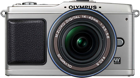 Olympus E-P1, Digital Interchangeable Lens camera