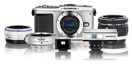 Olympus E-P1 System