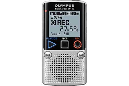 Olympus DP-10 Digital Audio Recorder