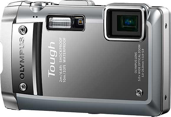 Olympus TG-810 Silver
