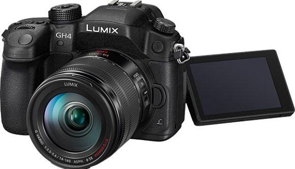 Panasonic LUMIX G DMC-GH4