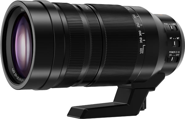 LEICA DG 100-400mm / F4.0-6.3 telephoto zoom lens