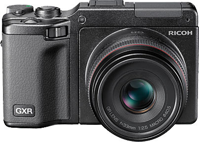 Ricoh GXR with the A12 Unit