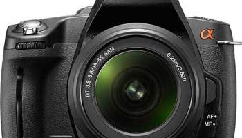 Sony A580 Review @ DPReview – Photoxels