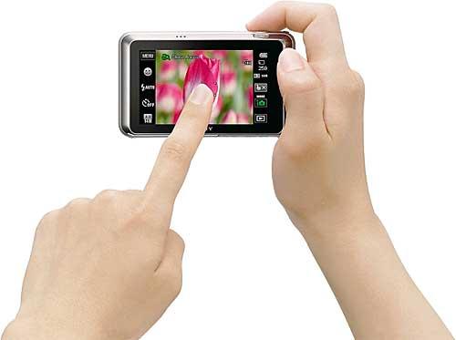 Sony Cyber-shot DSC-T99 Touchscreen