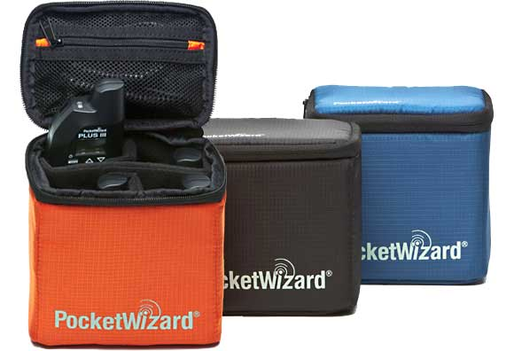 PocketWizard G-Wiz Squared gadget bag