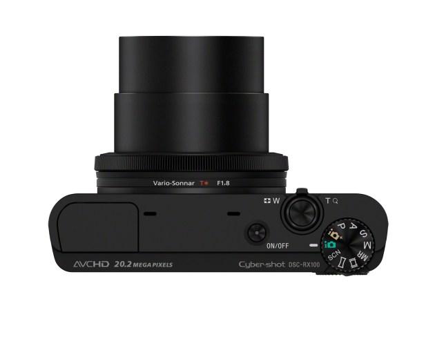 Sony Cyber-shot®DSC-RX100 (top)