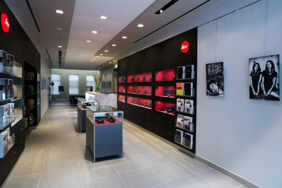 Above: New Leica Store New York SoHo. To celebrate the opening, there is an exhibition of photographs from Magnum Photographer Jacob Aue Sobol. Customers will be able to buy the full line of Leica Camera products and be able to participate in workshops.