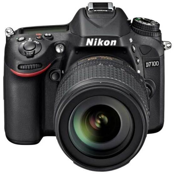DX-format Nikon D7100