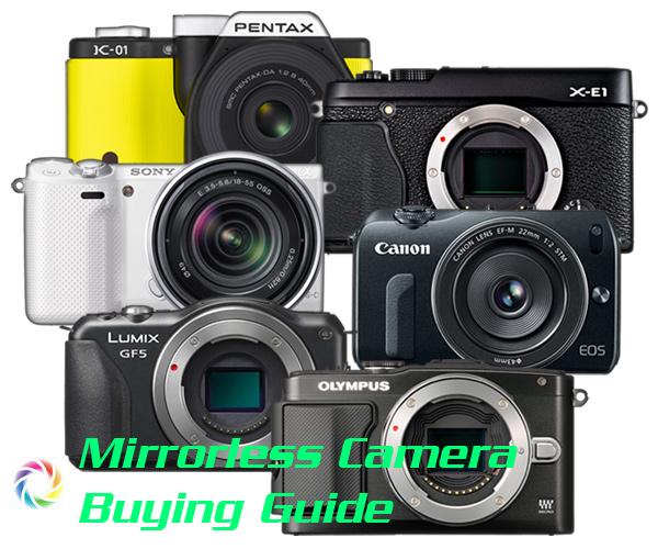 Mirrorless Camera Buying Guide