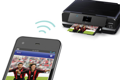 Convenient Mobile Printing from Smartphones.