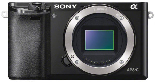 Sony α6000 E-mount camera