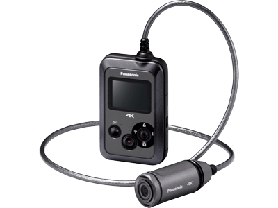 Panasonic HX-A500: The World's First 4K 30p Wearable Camera