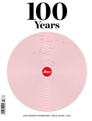 LFI Special Edition / 100 Years of Leica (front cover)