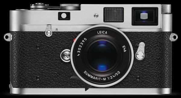 Leica M-A in silver chrome finish