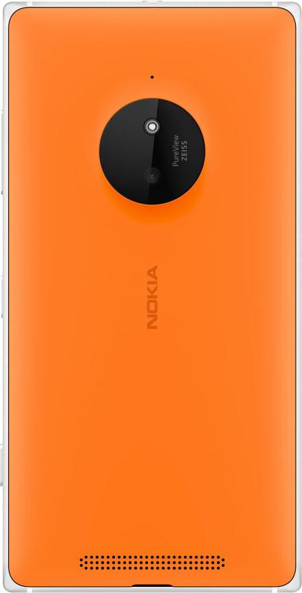 Nokia Lumia 830: Main camera PureView 10 MP with Optical Image Stabilization (OIS)
