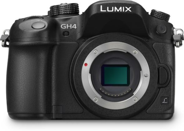 Panasonic DMC-GH4 Digital Camera