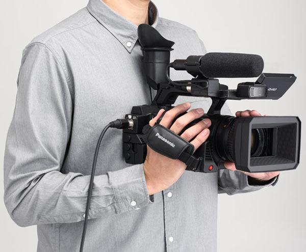 Panasonic AJ-PX270 P2 HD handheld camcorder